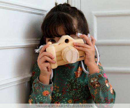 Brinquedo Máquina Fotográfica | WestwingNow