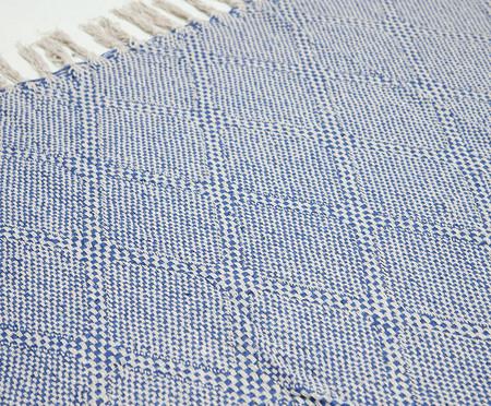 Manta Kadri - Azul | WestwingNow