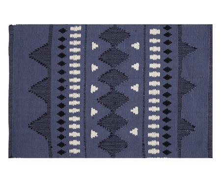 Tapete Padra  - Azul   WestwingNow