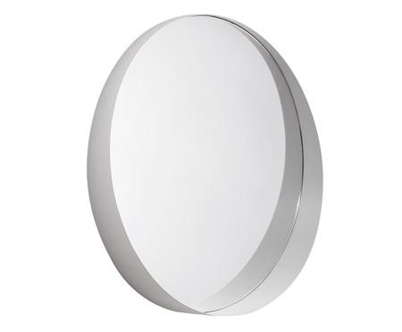 Espelho de Parede Levi Branco - 60cm | WestwingNow
