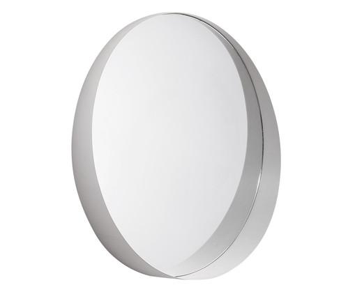 Espelho de Parede Levi Branco - 60cm, Branco | WestwingNow