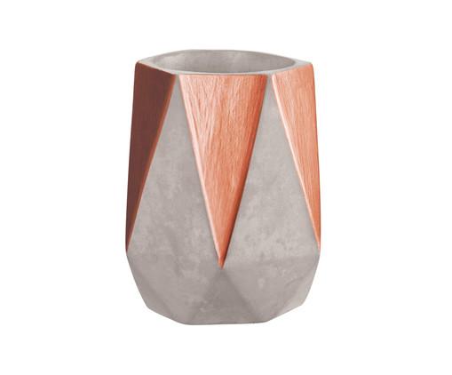 Vaso em Cimento Dina, Cinza | WestwingNow