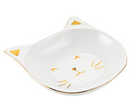 Prato para Joias em Cerâmica Gato - Branca | WestwingNow