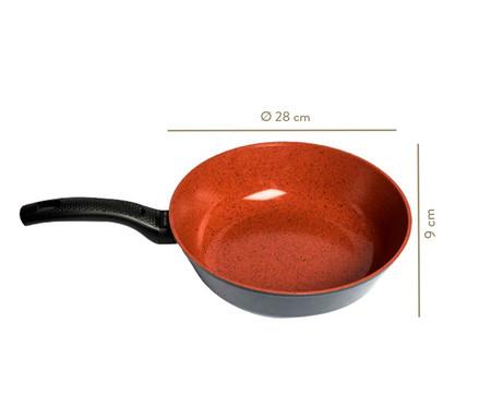 Frigideira Wok de Indução De Chef - Preta | WestwingNow