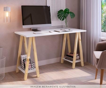 Escrivaninha Studio - Branco | WestwingNow
