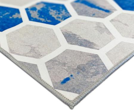Tapete Geo Print - Azul | WestwingNow