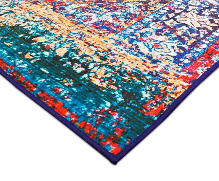 Tapete Elegant Print - Vermelho e Azul | WestwingNow