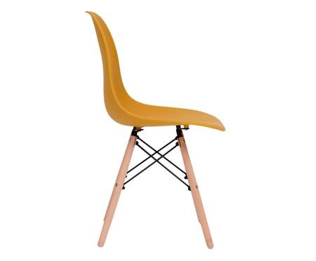 Jogo de Cadeira Eames - Açafrão   WestwingNow