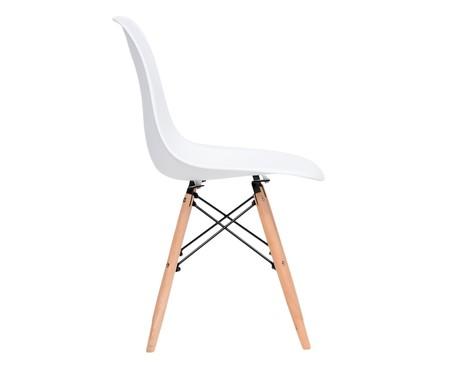 Jogo de Cadeira Eames - Branco   WestwingNow