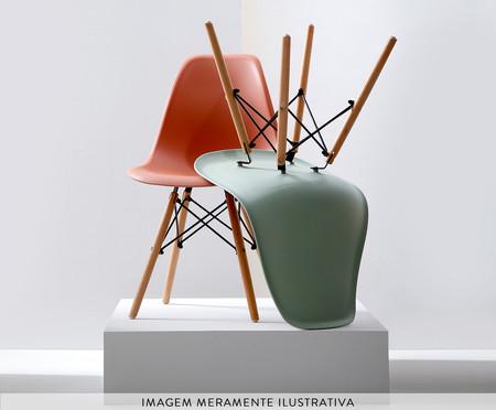 Jogo de Cadeira Eames - Musgo   WestwingNow