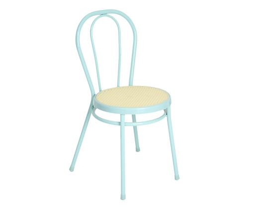 Cadeira Vienna - Menta e Natural, Verde   WestwingNow