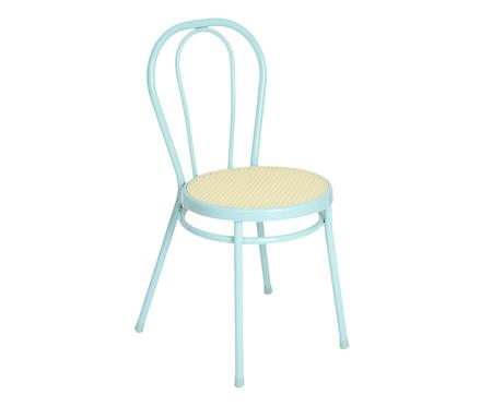 Cadeira Vienna - Menta e Natural | WestwingNow