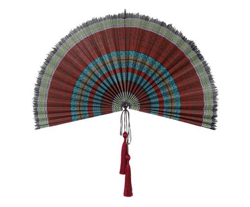 Leque em Bambu Halong - 66cm, multicolor | WestwingNow