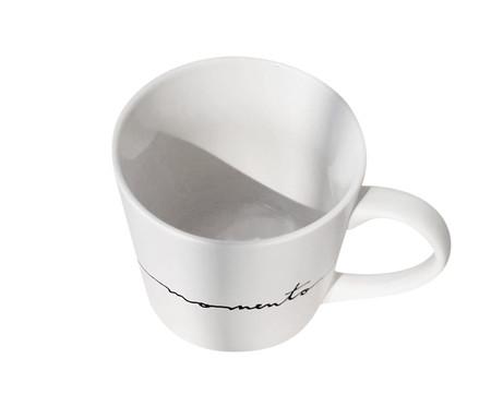 Caneca em Porcelana Momento - Branco   WestwingNow
