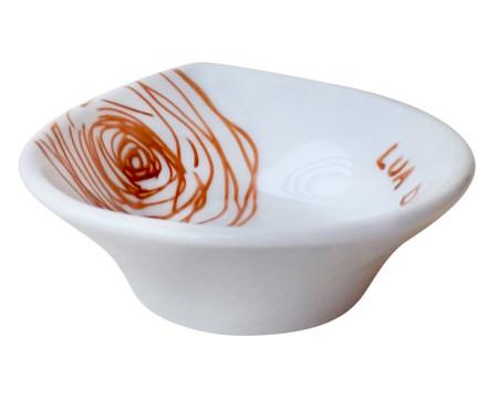 Bowl em Porcelana Lua Cheia - Branco | WestwingNow