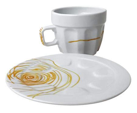 Xícara para Chá em Porcelana Prosperar - Branco | WestwingNow