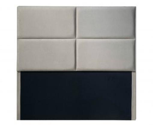Cabeceira Painel em Veludo Toronto - Cru, Branco, Colorido | WestwingNow