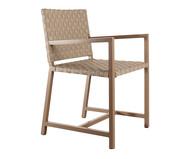 Cadeira com Braço Trama - Natural | WestwingNow