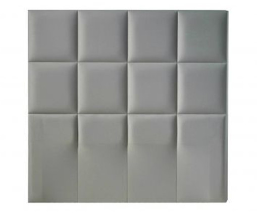 Cabeceira Milão - Cinza Platina, Branco, Colorido | WestwingNow