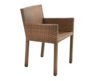 Cadeira com Braço Aruanâ - Natural | WestwingNow