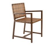 Cadeira com Braço Ofner - Natural | WestwingNow