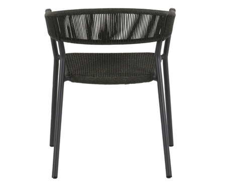 Cadeira La Paz - Preto | WestwingNow