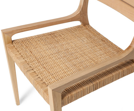 Cadeira em Madeira Bogotá - Natural | WestwingNow
