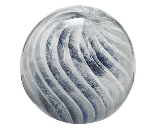 Esfera Decorativa Lagrotta l - Branco, Branco   WestwingNow