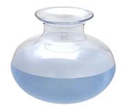 Vaso em Vidro Patrício l - Azul | WestwingNow