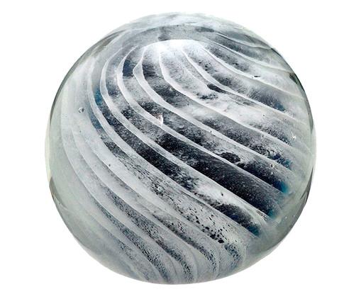 Esfera Decorativa Lagrotta ll - Branco, Branco | WestwingNow