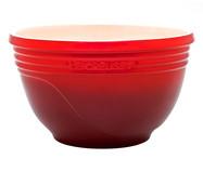 Bowl Redondo em Cerâmica - Vermelho | WestwingNow