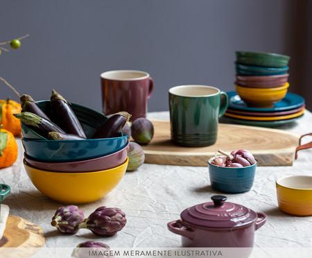 Jogo de Bowls para Cereal em Cerâmica - Botanique | WestwingNow