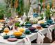 Jogo de Bowls para Cereal em Cerâmica - Botanique, Multicolorido   WestwingNow