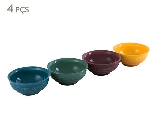 Jogo de Mini Bowls em Cerâmica - Botanique, Multicolorido | WestwingNow