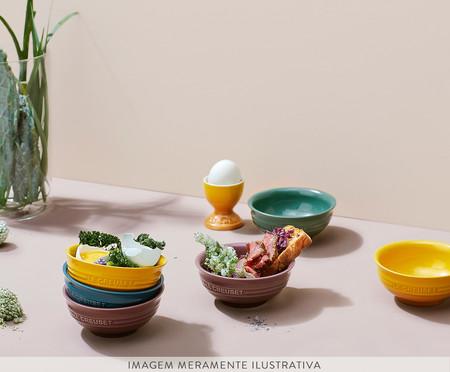 Jogo de Mini Bowls em Cerâmica - Botanique | WestwingNow