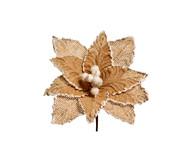 Flor Poinseta Decorativa Quiryno   WestwingNow