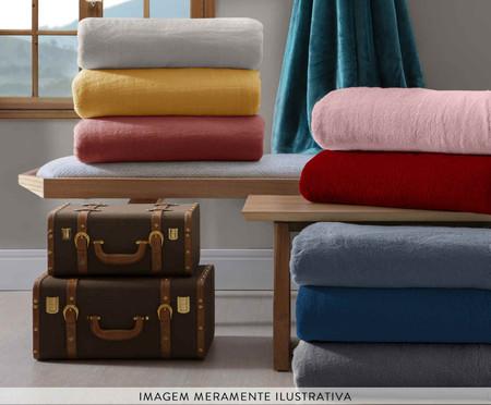 Cobertor Soft Super 300 g/m² - Branco | WestwingNow