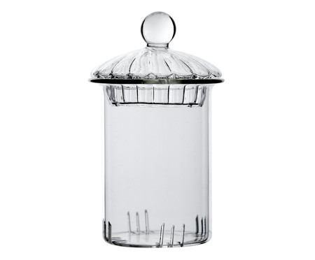 Bule com Infusor Leiria - Transparente | WestwingNow