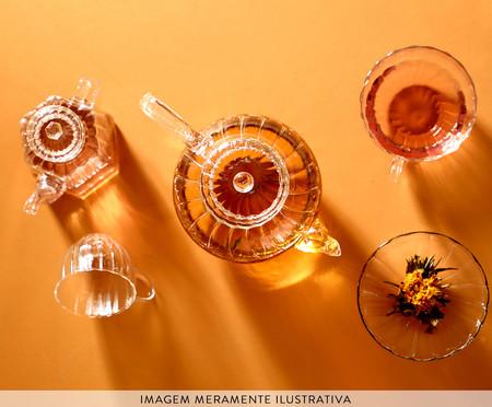 Bule com Infusor Braga - Transparente | WestwingNow