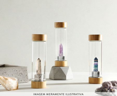 Cristal Quartzo - Rosa | WestwingNow