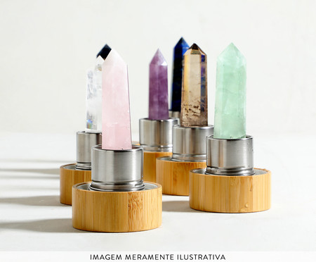 Cristal Quartzo - Transparente | WestwingNow