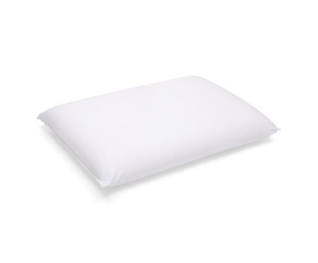 Travesseiro Nasa Liege Perfil Baixo - Branco | WestwingNow
