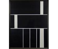 Quadro com Vidro Recortes Wood - 103x83cm | WestwingNow