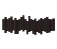 Cabideiro de Parede Sticks - Marrom | WestwingNow