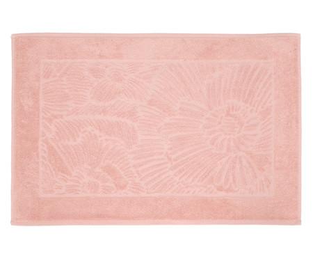 Jogo de Toalhas Jacquard Bloom - Vanilla e Rosê | WestwingNow