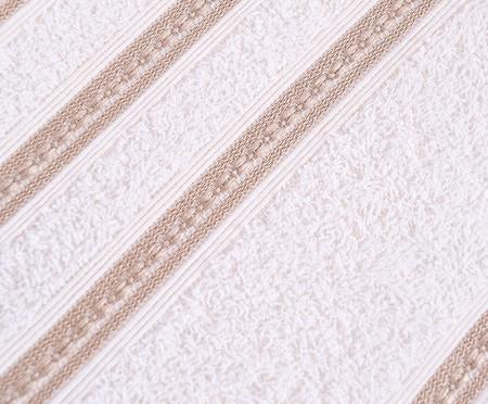 Jogo de Toalhas Bem Estar Branco - 360g/m² | WestwingNow