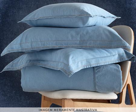 Jogo de Cobre-Leito Summer Jeans | WestwingNow