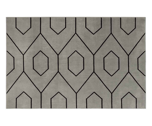 Tapete Herat Export Gray, Cinza | WestwingNow