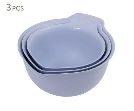 Jogo de Bowls para Misturar Ecco - Lavanda, Lilás | WestwingNow