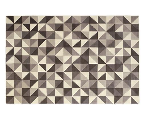 Tapete Geométrico Supreme Absoluto 1 - Marrom, Marrom | WestwingNow